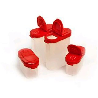 Tupperware spice shakers container ( spice keeper )