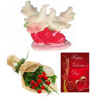 Bunch of Romantic Gifts