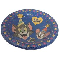 """Tom And Jerry Paper Plate 9"""" 10Pcs"""