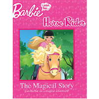 Parragon Barbie Horse Rider The Magical Story