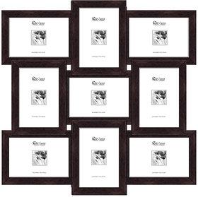 Elegant Arts  Frames 9-In-1 Collage Photo Frame P 341-C 6 X 4