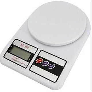 Digital Electronic Kitchen Scale Up To  5Kg x1g -Sf 400