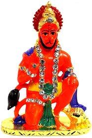 TAKECARE Lord Hanuman for Car Dashboard