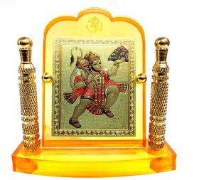 Takecare Lord Hanuman Car Dashboard