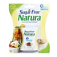 Sugar Free Natura 500 Pellets (Pack Of 3)