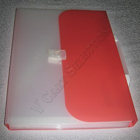 Sgd transprant  File Folder ( Lock and Handle)01AR