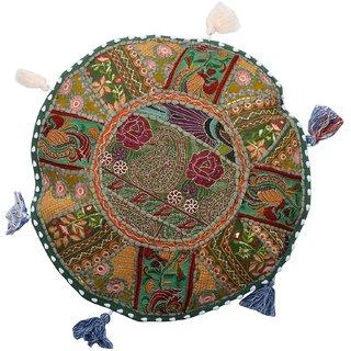 Cotton Round Cushion New Digner