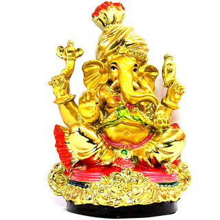 TAKECARE  Lord Ganesha FOR  VOLKSWAGEN POLO OLD