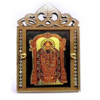 Takecare Tirupati Balaji Frame For Scoda Laura