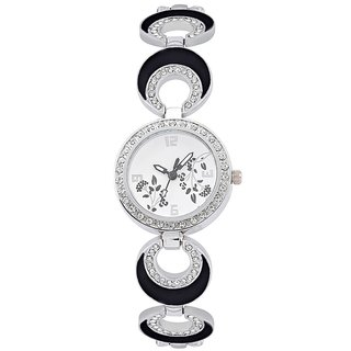 Imaginal Creations Ladies Wrist Watch - Analog - White