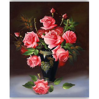 Vitalwalls Still Life Painting Canvas Art Print.Static-242-60cm