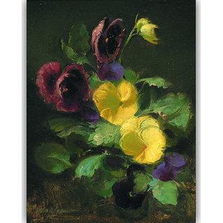 Vitalwalls Still Life Painting Canvas Art Print.Static-321-45cm