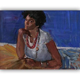 Vitalwalls Still Life Painting  Canvas Art Print,Wooden Frame.Western-038-F-30cm