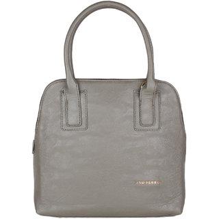 Lino Perros Grey Coloured Hand Bag. LWHB01839GREY