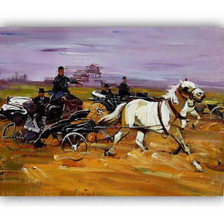 Vitalwalls Still Life Painting  Canvas Art Print,Wooden Frame.Western-013-F-45cm