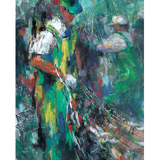 Vitalwalls Still Life Painting  Canvas Art Print.Western-014-60cm