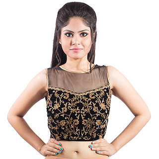 585cd83cc01 Buy Readymade blouses Online - Get 13% Off