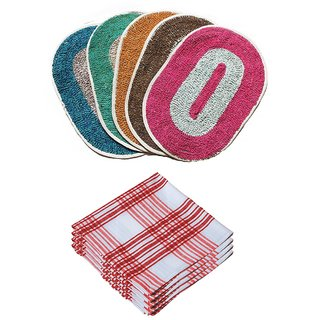Deal Combo- 2 Mats  1 Kitchen Napkin