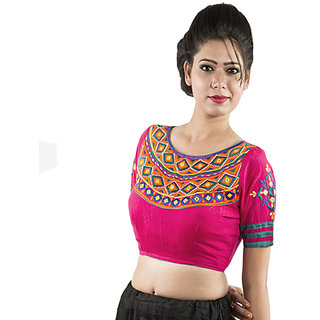 f8e40781fed319 Buy Readymade blouses Online - Get 25% Off