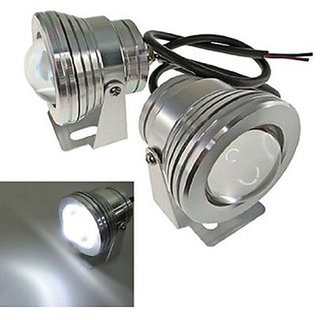 Takecare Projector Led Fog Light For Cars And Like White Hid Xenon Light (2 Pcs) For Honda City Gxi