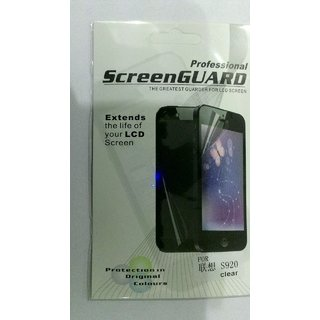 Screen Guard/Protector For LENOVO S920 MOBILE