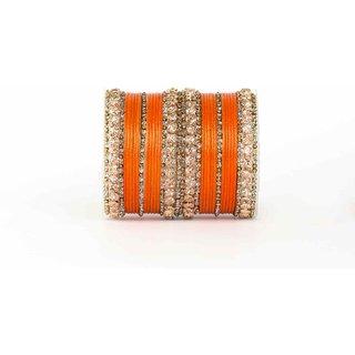 Leshya Wedding Brass bangle set for Women