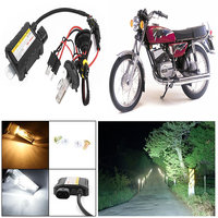 Capeshoppers 6000k Hid Xenon Kit For Yamaha RX 100