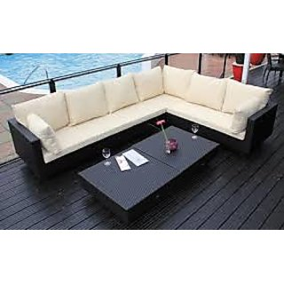 corner sofa set buy corner sofa set online at best prices from. Black Bedroom Furniture Sets. Home Design Ideas