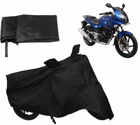 Autoplus Bike Cover Black For Pulser 135