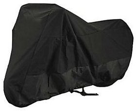 Autoplus Bike Cover Black For Pulser 150