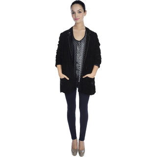 Black Velvet Coat Jacket