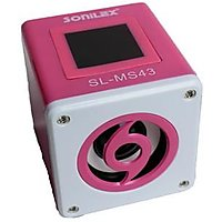 Sonilex Speaker For Lapop Mobile And MP3 Players Hi Fi Sound Speakers