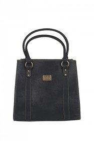sanmati black handed bag