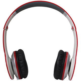 Callmate Bluetooth Headphone MS980-Red