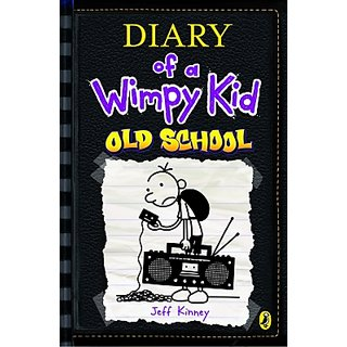 Diary Of A Wimpy Kid (Book 10): Old School