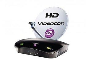 VIDEOCON D2H-3D-HD-ZAPPER-2011-S