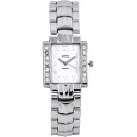 Youth Club Studded Square Analog Watch - For Girls, Women