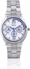 Youth Club Chrono Pattern Sports Analog Watch - For Boys, Men