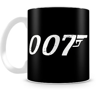 7ef9d4191c6 Buy Godigito James Bond 007 Gift Coffee Mug Online   ₹199 from ...