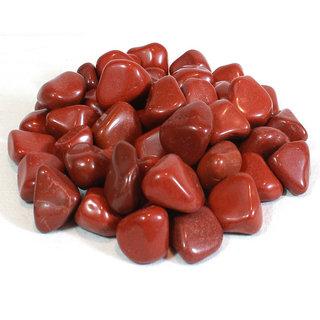 Prisha Red Jasper Stones (1 Kg)