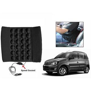 Takecare Car Seat Vibrating Massage Cushion Black For Tata Indica Ev2