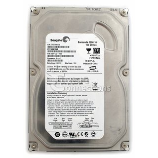 160 GB SATA HARD DISK