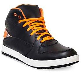 ADYBird Outrageous Orange & Black Sneaker 0700