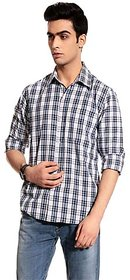 Swank casual check shirt HCB900