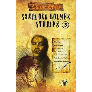 SHERLOCK HOLMES STORIES 3