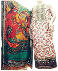 SFS Cotton Unstich Suit Material
