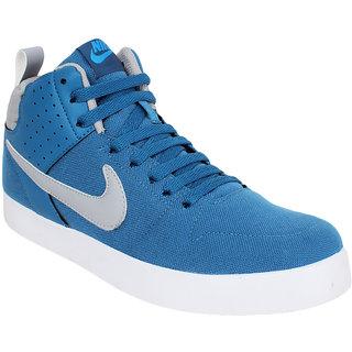 Nike Blue Canvas Shoes