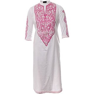 AzraJamil Party, Festive Embroidered Party, Festive Cotton Womens Kurti