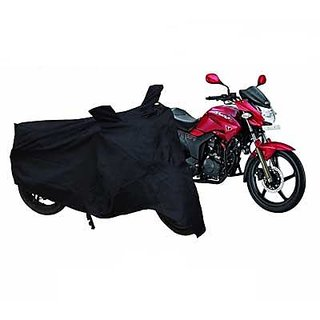 Hero Hunk Bike Body Cover Black Color