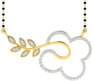 Dishis Designer Jewellery Manini Mangalsutra